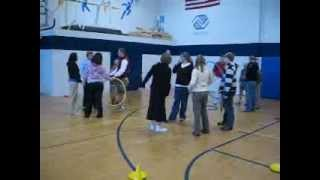 CATCH Kids NH Hoop Cool down video